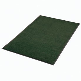 Plush Super Absorbent Mat 4'W Cut Length Up To 60 Ft. Hunter Green