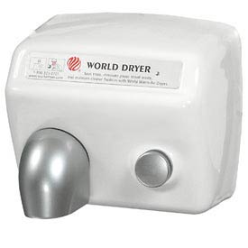 Push Button Hand Dryer 115 Volt - DA5-974