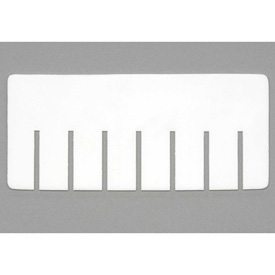 Dandux Width Divider 50P0008035 for Dividable Stackable Box 50P0110042, White