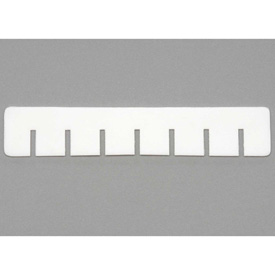 Dandux Width Divider 50P0011017 for Dividable Stackable Box 50P0224024, White
