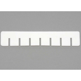 Dandux Length Divider 50P0011017 for Dividable Stackable Box 50P0110024, White
