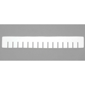 Dandux Length Divider 50P0023027 for Dividable Stackable Box 50P0114034, White