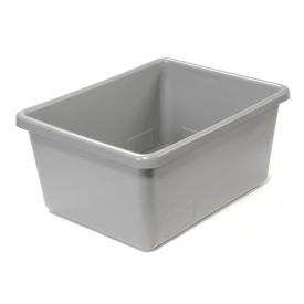 "Dandux Tote Box without Lid 50P1610080 - 16-1/2""L x 10-3/4""W x 8""H"