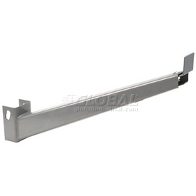 "Cantilever Rack Inclined Arm With 2"" Lip, 30"" L, 500 Lbs Capacity"