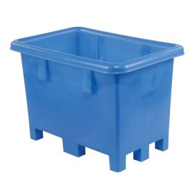 "Dandux Pallet Container 51080716U - 42""L x 29""W x 31'H Single Wall, Blue"