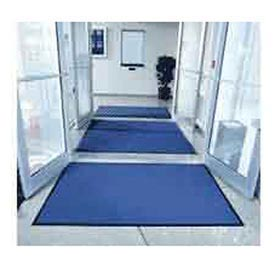 "Entryway Mat Inside Final Drying 48"" W Full 60' Roll Blue"