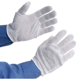PIP Inspection Gloves - Mens Hemmed, 1 Dozen