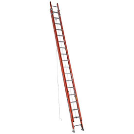 Werner 36' Fiberglass Extension Ladder 300 lb. Cap - D6236-2