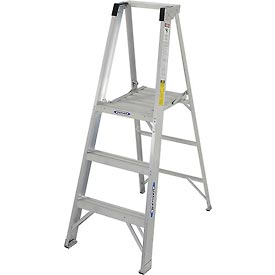 Ladders Aluminum Step Ladders Werner 3 Type 1a