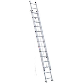 Werner Extension Ladder Slip-Resistant Step 300 lb. Cap - D1528-2