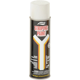 White Line Striper Spray Paint - Pkg Qty 12 - Pkg Qty 12