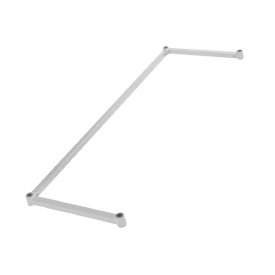 Three Sided Frame 24x60 Poly-Z-Brite