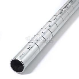 "54"" High Post Poly-Z-Brite"