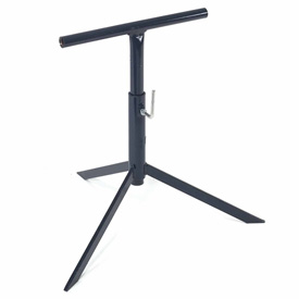 "Omni Metalcraft Adjustable Conveyor Tripod 24""W with 17"" to 29""H Range TSTD21.75-17-29 TOL"