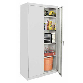 Sandusky Elite Series Storage Cabinet EA42362478 - 36x24x78, Gray
