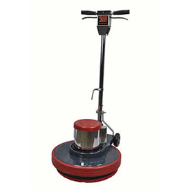 "Boss Cleaning Equipment Floor Machine 17"" 1.5 HP with Pad Driver, GB17F"