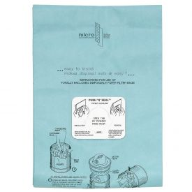 Replacement Vacuum Bags - 5 Pack for Models 795462, 795468 & 795470 - Pkg Qty 3