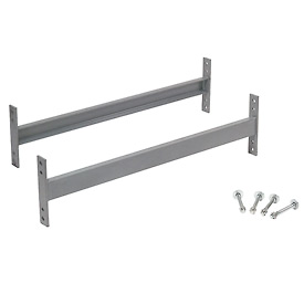 "Cantilever Rack Horizontal Brace Set, 59"" W, For 8' H Uprights"