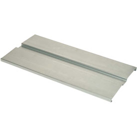 "Steel Deck 12""W X 48""D - 3 Pack - Galvanized"