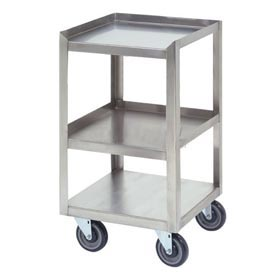 Jamco Stainless Steel Mobile Stand XX118 18 x 18 x 35 800 Lb. Capacity