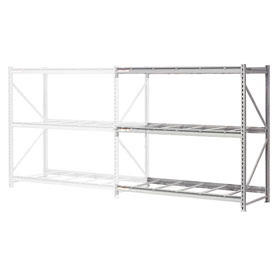 """Extra High Capacity Bulk Rack Without Decking 72""""W x 18""""D x 72""""H Add-On"""