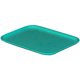 "Molded Fiberglass Nesting Tote 921118 Lid for 921108 Tote - 6-1/8 ""L x 4-7/8""W, Green"