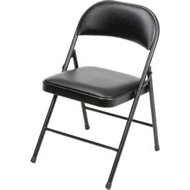 Purchase Folding Chairs Steel Folding Chairs Vinyl Padded