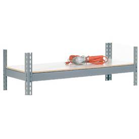 """Additional Level For Extra Heavy Duty Laminated Shelving 36""""W x 12""""D With 1500lbs. Capacity"""