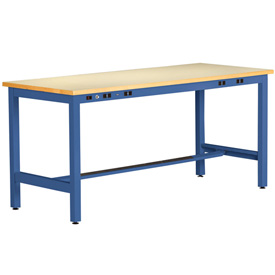 ESD Electronic Workbench 34inch High 72x30 Blue