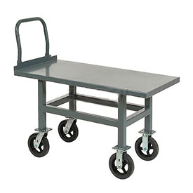 Jamco Work Height Platform Truck SY360 Steel Deck Fixed Height 30 x 60