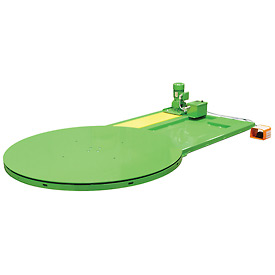 Highlight Industries Synergy™ Low Profile Stretch Wrap Turntable, 4000 lb Capacity, 788007