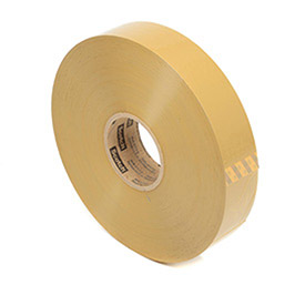 "3M™ Scotch® 371 Machine Length Carton Sealing Tape 2"" x 1000 Yds. 1.9 Mil Tan - Pkg Qty 6"
