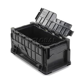 Straight Wall Container Solid - Stackable RSO1408-07AL - 13-1/2 x 7-3/8 x 6-3/4