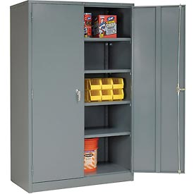 Cabinets | Storage | Global™ Storage Cabinet Assembled ...