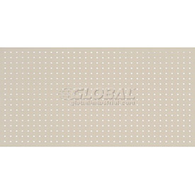 Pegboard Back Panel 46-3/16 Inch X 12 Inch