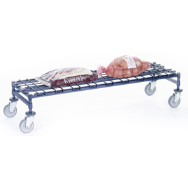 "Mobile Dunnage Rack 48""W x 18""D"