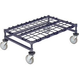 """Mobile Dunnage Rack 36""""W x 24""""D"""