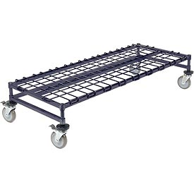 "Mobile Dunnage Rack 60""W x 24""D"