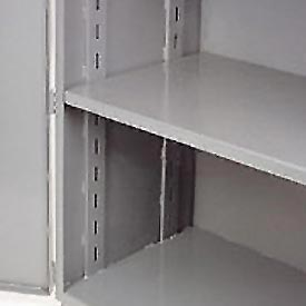 "Jamco Additional Shelf 260AT-GP - For Heavy Duty Storage Cabinet 60""W x 24""D Gray"