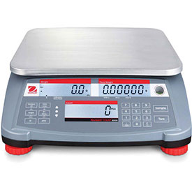 "Ohaus Ranger Count 3000 Compact Digital Counting Scale 6lb x 0.002lb 11-13/16"" x 8-7/8"""