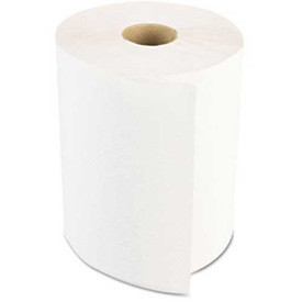 "Paper Towel Roll White 8"" x 350' - BWK6250"