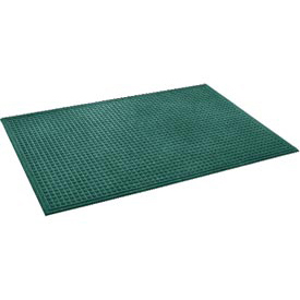 "Heavyweight Indoor Entrance Mat 3/8"" Thick 36"" X 60"" Green"