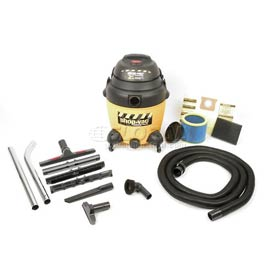 Shop-Vac® 12 Gallon Two Stage 2.5 Peak HP Wet Dry Vacuum