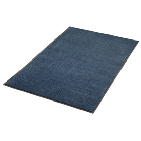 "Plush Super Absorbent Mat 36""W X 72""L Blue"