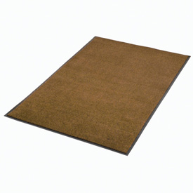 "Plush Super Absorbent Mat 48""W X 96""L Walnut"