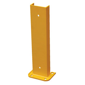 "Steel Rack Guard 5.5""Wx3.75""Dx24""H"