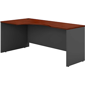 Bush Furniture Left Hand Corner Module - Hansen Cherry  - Series C