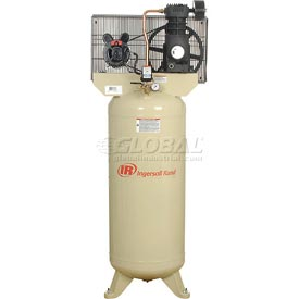 Ingersoll Rand One-Stage Electric Air Compressor SS5L5, 230V, 5HP, 1PH, 60 Gal, with Start-Up Kit