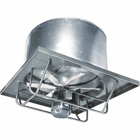 48 Inch 5 Hp Roof Ventilator