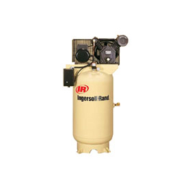 Ingersoll Rand Two-Stage Electric Air Compressor 7.5 HP 230/3/60